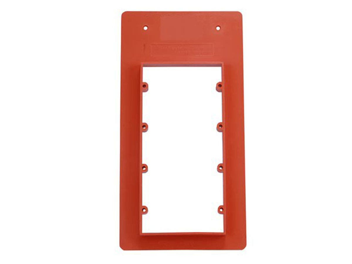 Monoprice 4-Gang Low Voltage Mounting Bracket - Ring Type-Large-Image-1