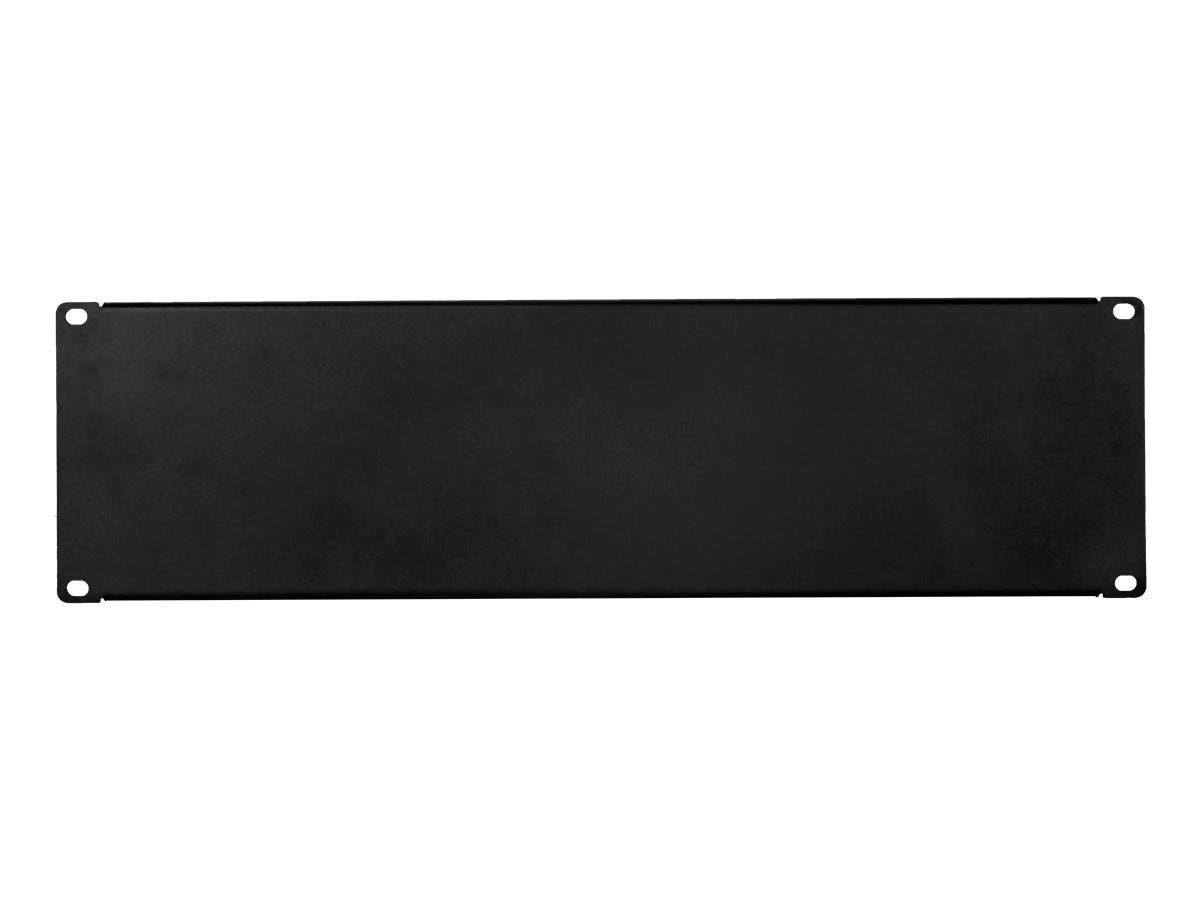 3U (19 x 5.25 in) Blank Panel
