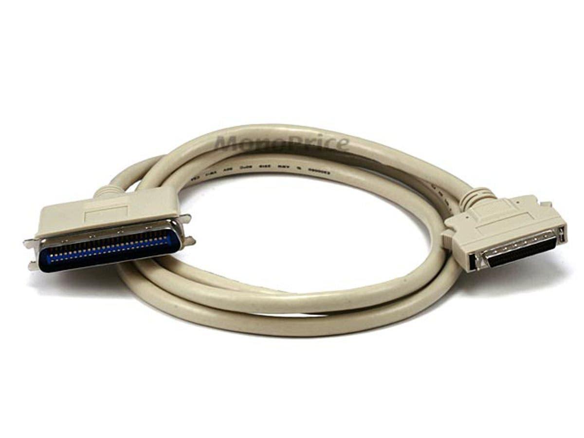 HPDB50 M/CN50 M SCSI Cable , 25PR - 6ft