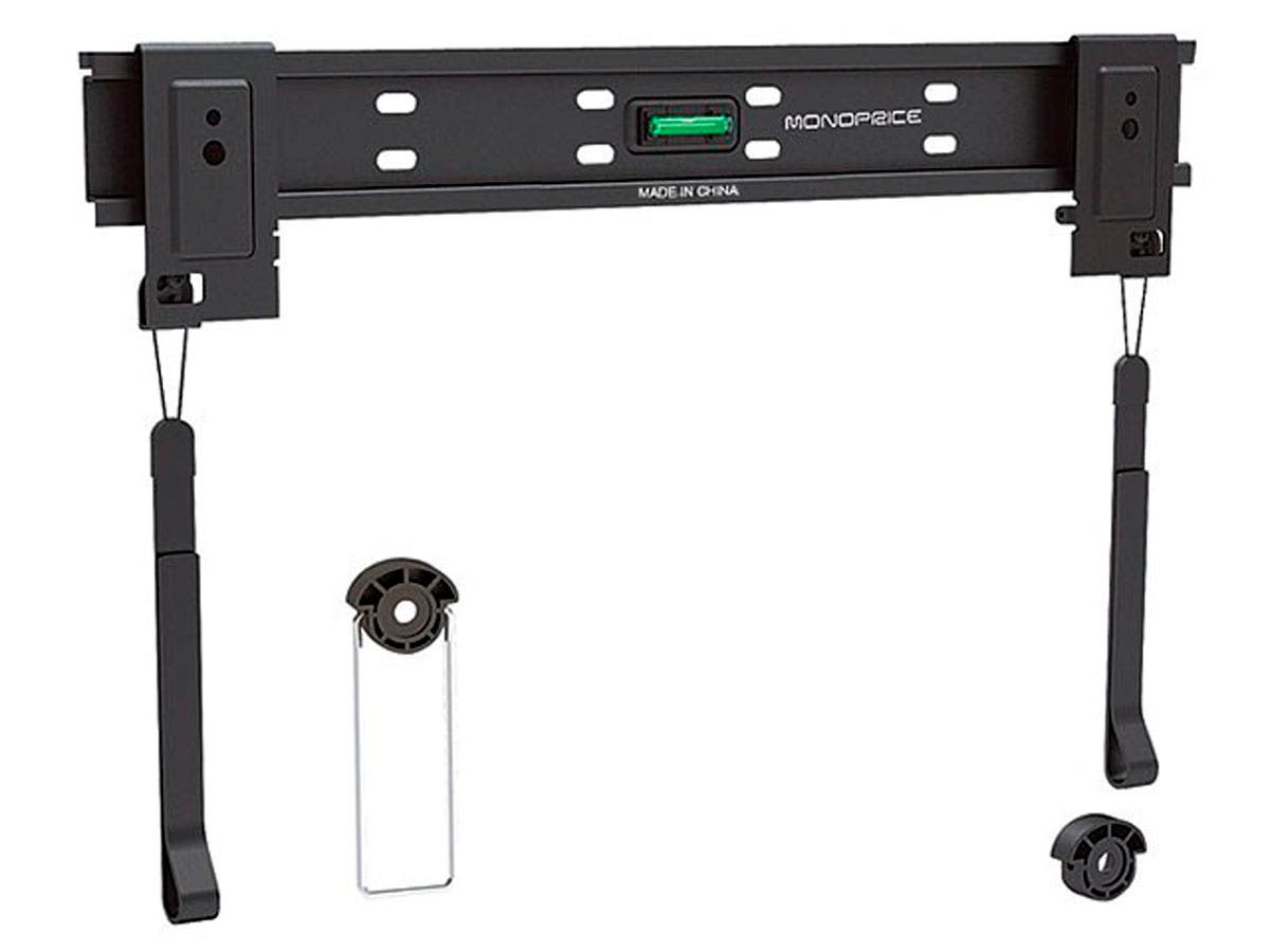 Fixed Wall Mount Bracket for 32~55 in TVs up to 110 lbs, UL Certified