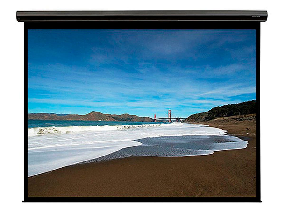 106-inch HD Motorized Projection Screen 16:9
