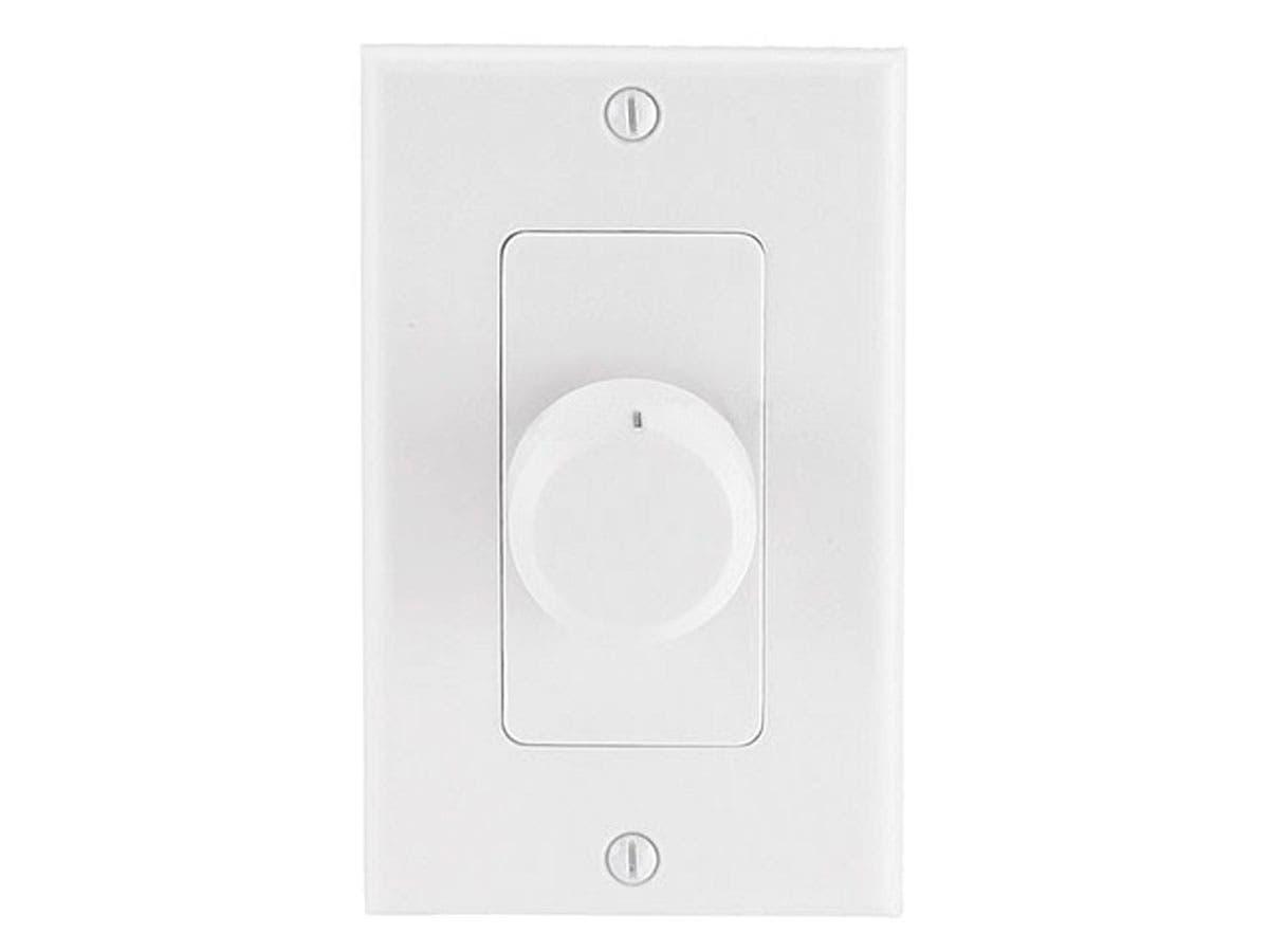 Speaker Volume Controller RMS 75W (Rotary Type) - White