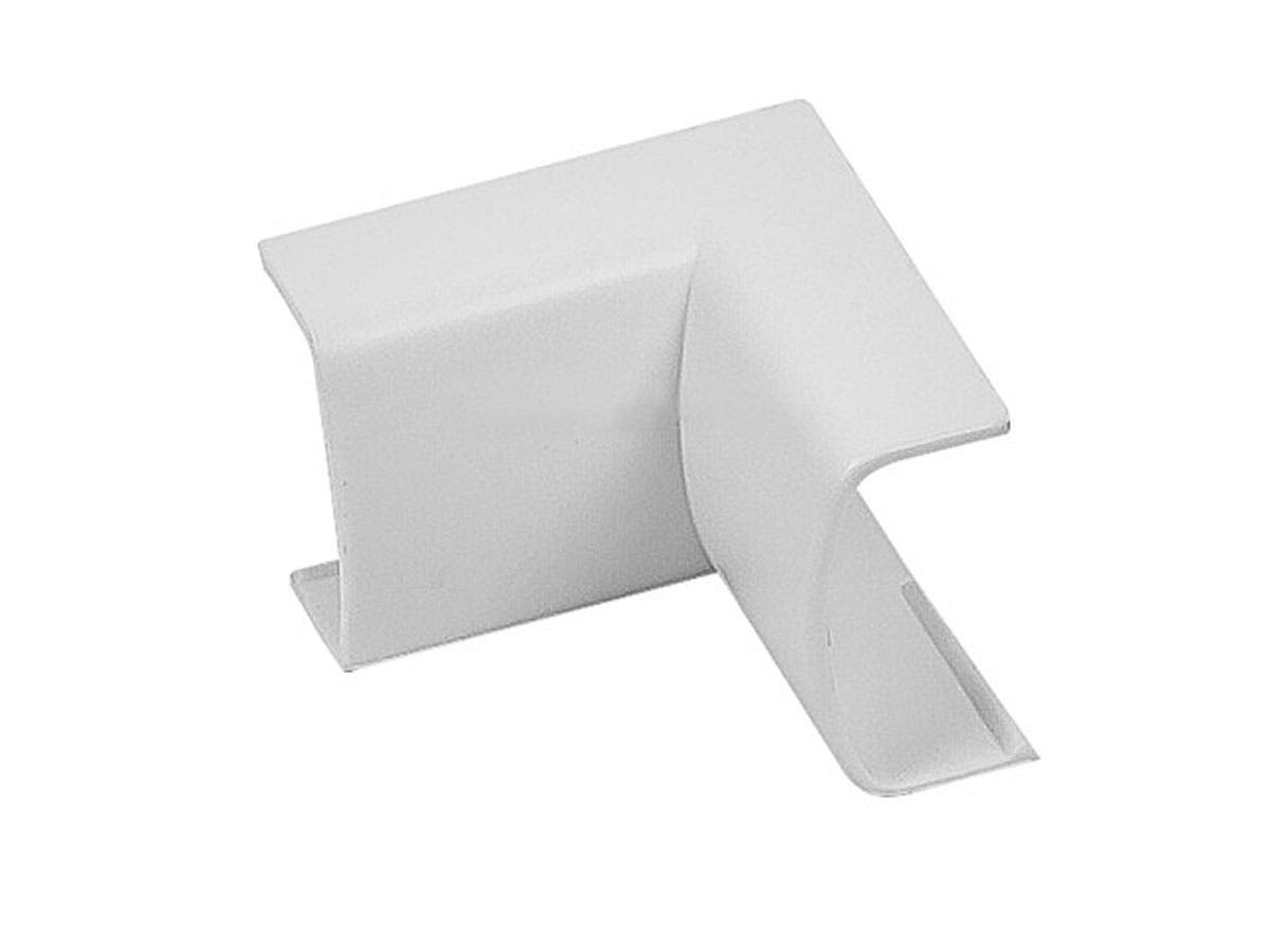 Inner Corner Cover for Cable Management, White
