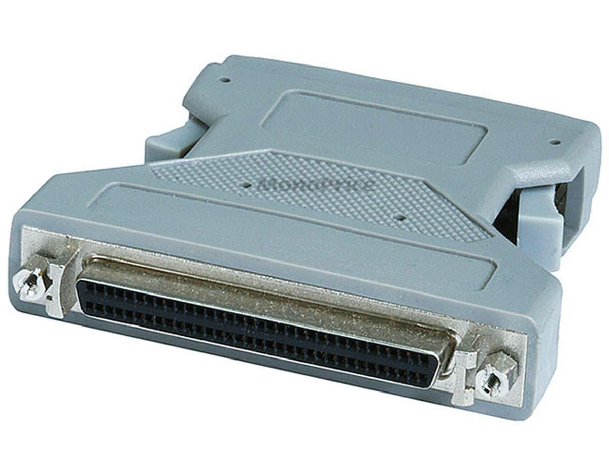 Monoprice HPDB 68F/HPDB 50M,SCSI 3 Adapter-Large-Image-1