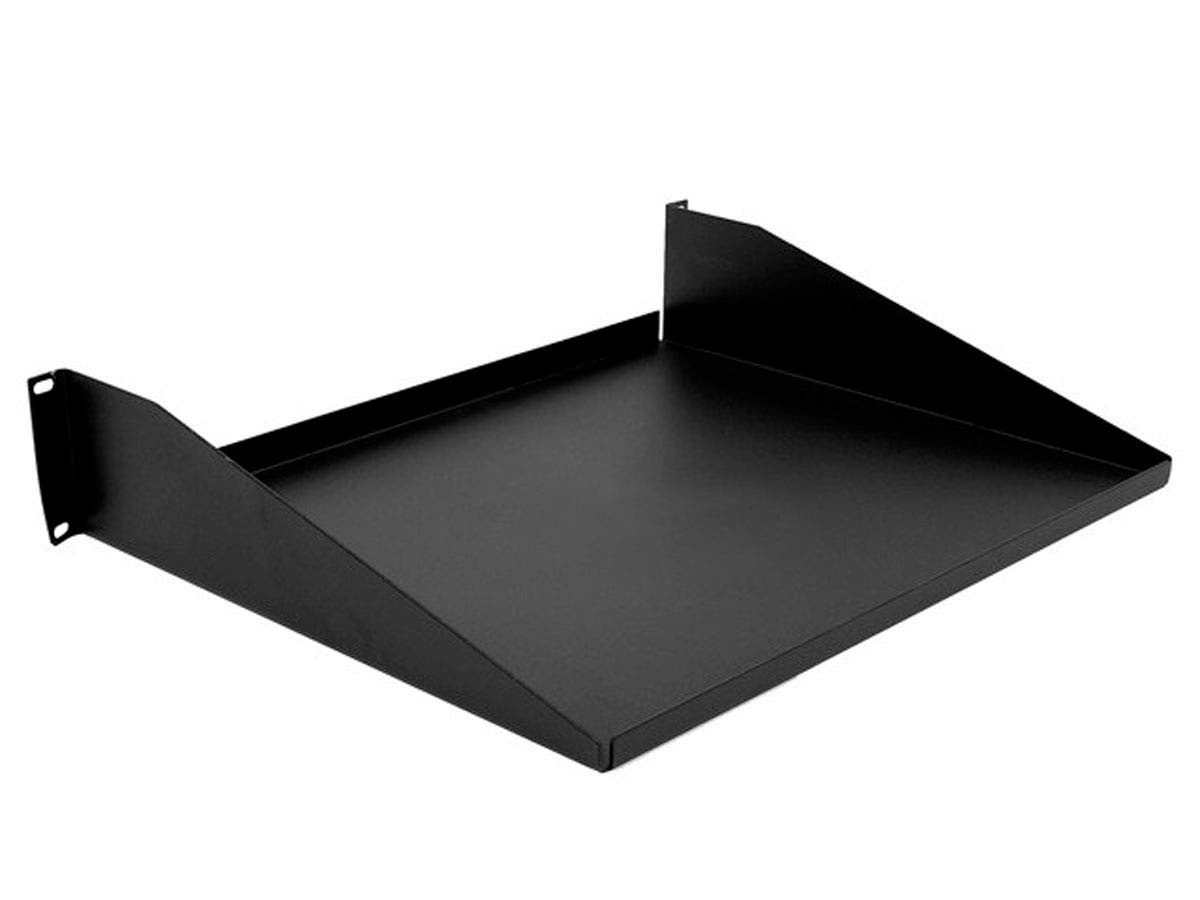 Monoprice Single Sided Shelf, 3.5(H)X14.5(D)X19(W), 50Lbs-Large-Image-1