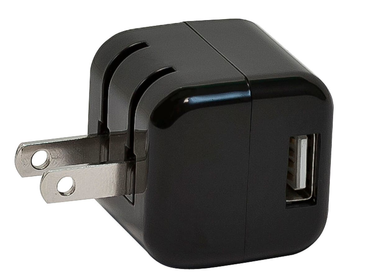 Monoprice Dual Port 1A USB Wall Charger-Large-Image-1