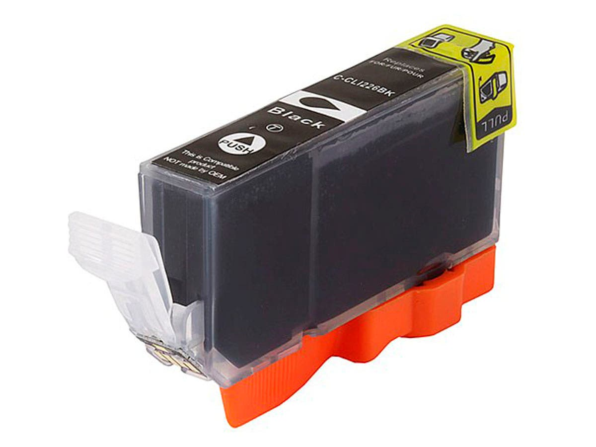 MPI compatible Canon CLI-226BK Inkjet-Black