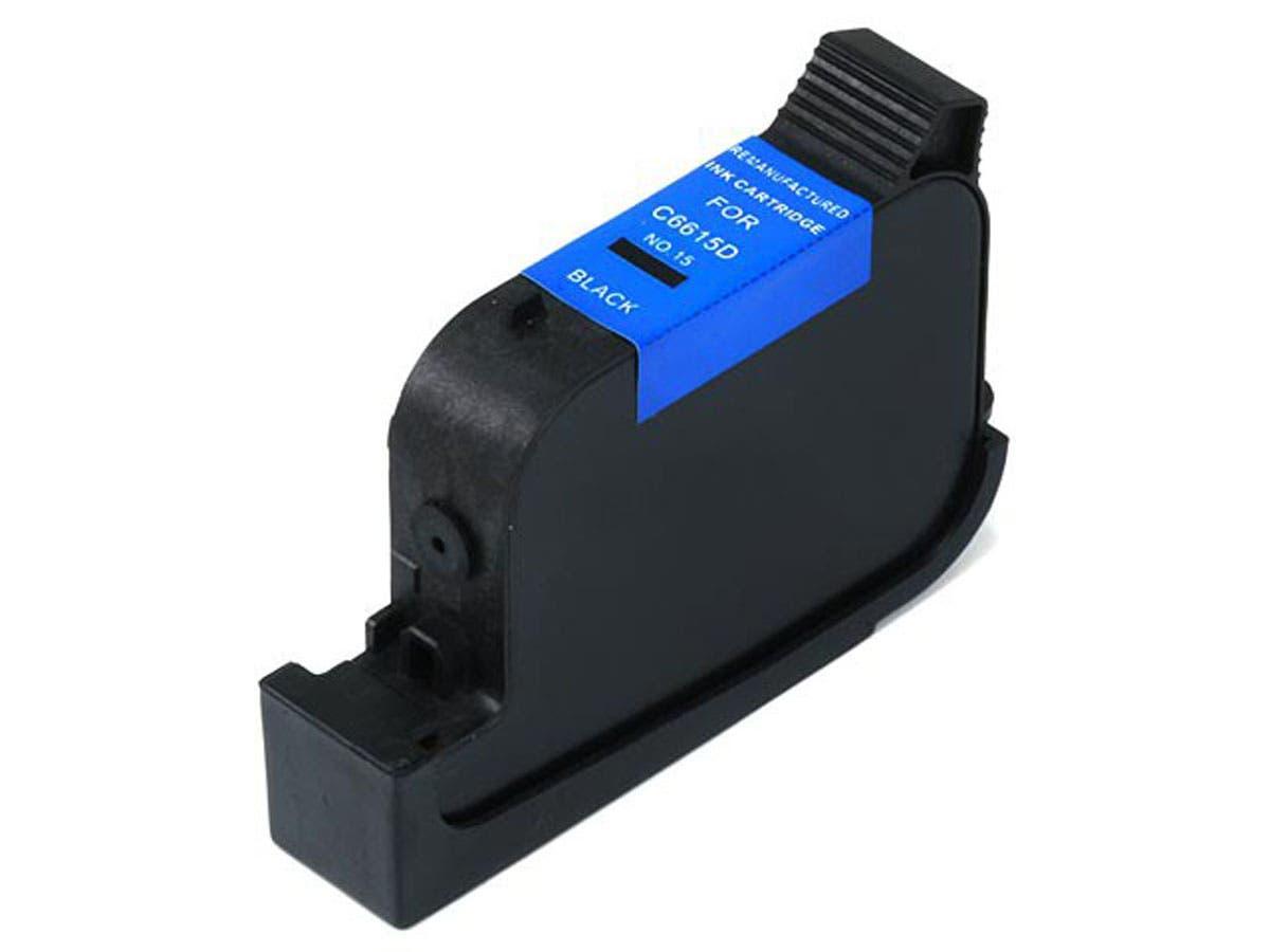 Monoprice remanufactured HP C6615 (HP 15) Inkjet-Black-Large-Image-1