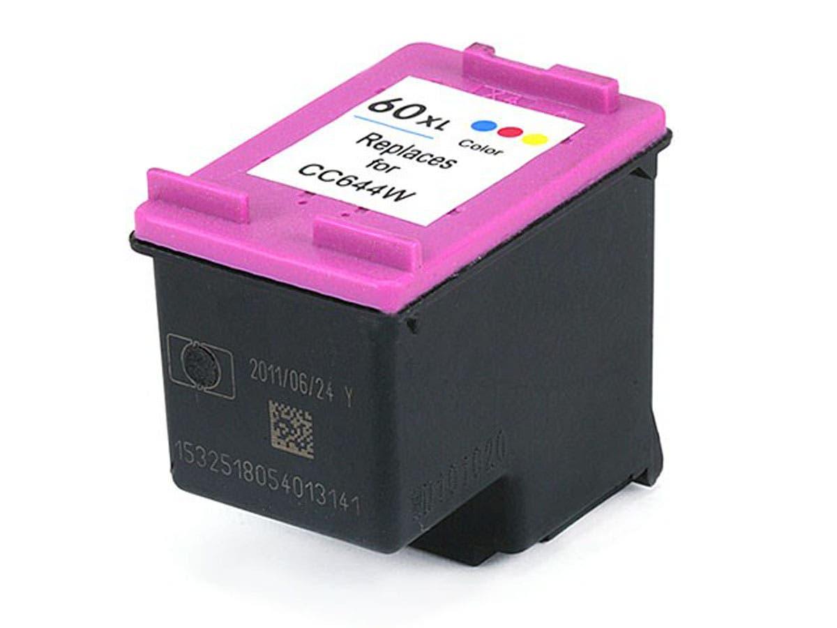 MPI remanufactured HP CC644WN (HP 60XL) Inkjet-Tri Color