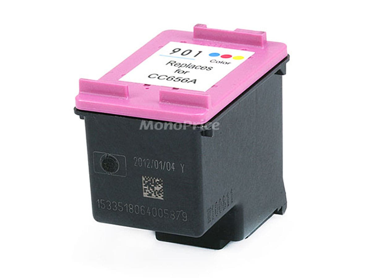 MPI Compatible HP CC656AN (HP 901 CMY) Inkjet-Tri Color