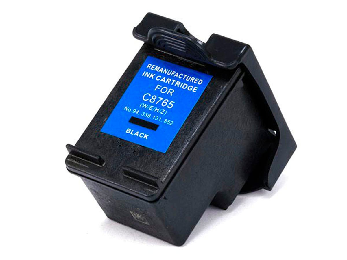 Monoprice Compatible HP 94 (C8765WN) Inkjet-Black-Large-Image-1