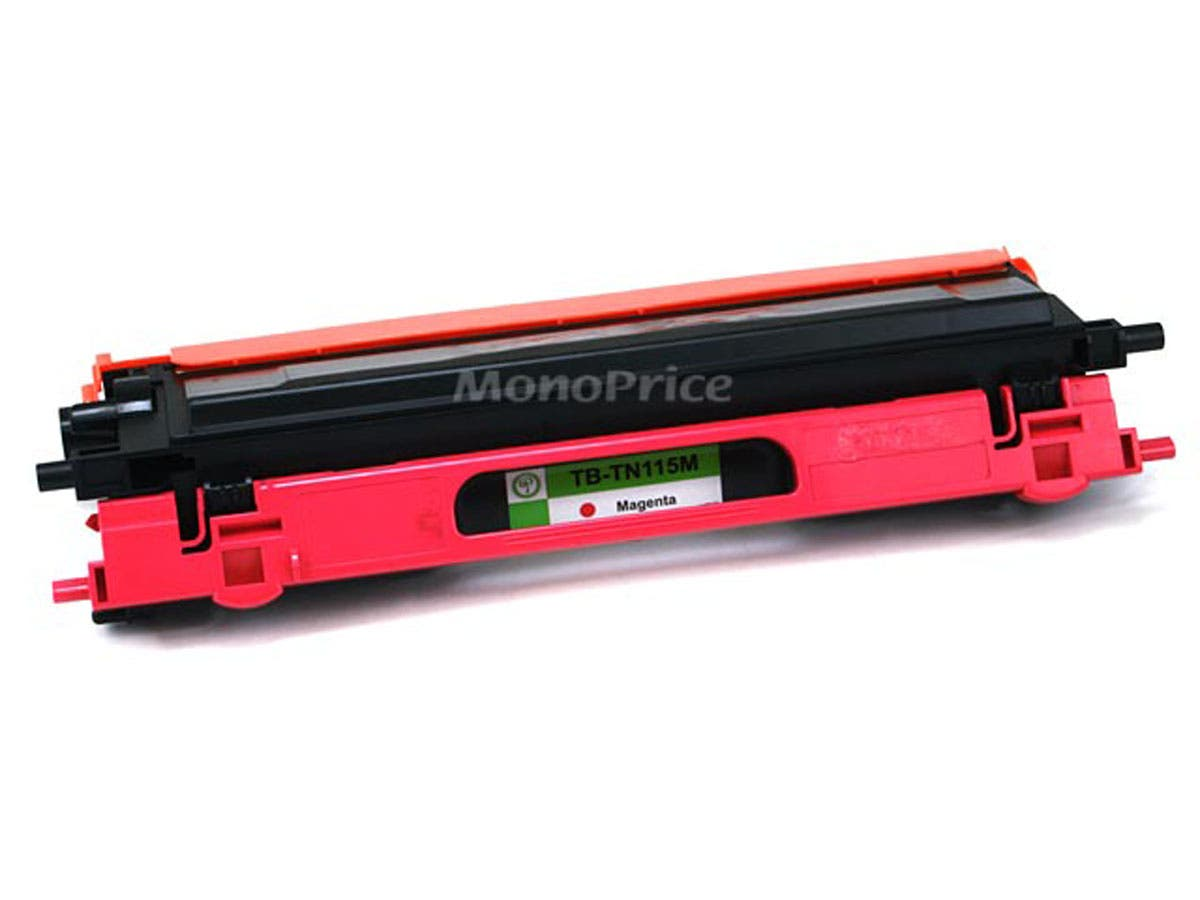 MPI Compatible Brother TN110/TN115M Laser Toner - Magenta (High Yield)-Large-Image-1