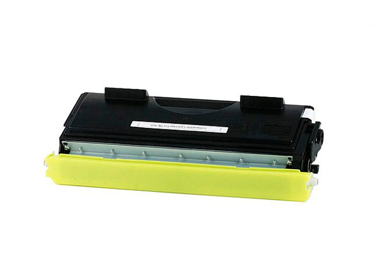 Monoprice compatible Brother TN460 Laser/Toner-Black (High Yield)-Large-Image-1