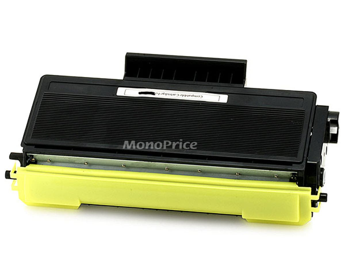 Monoprice Compatible Brother TN550/580/620/650 HL-5250 Laser/Toner-Black (High Yield)-Large-Image-1