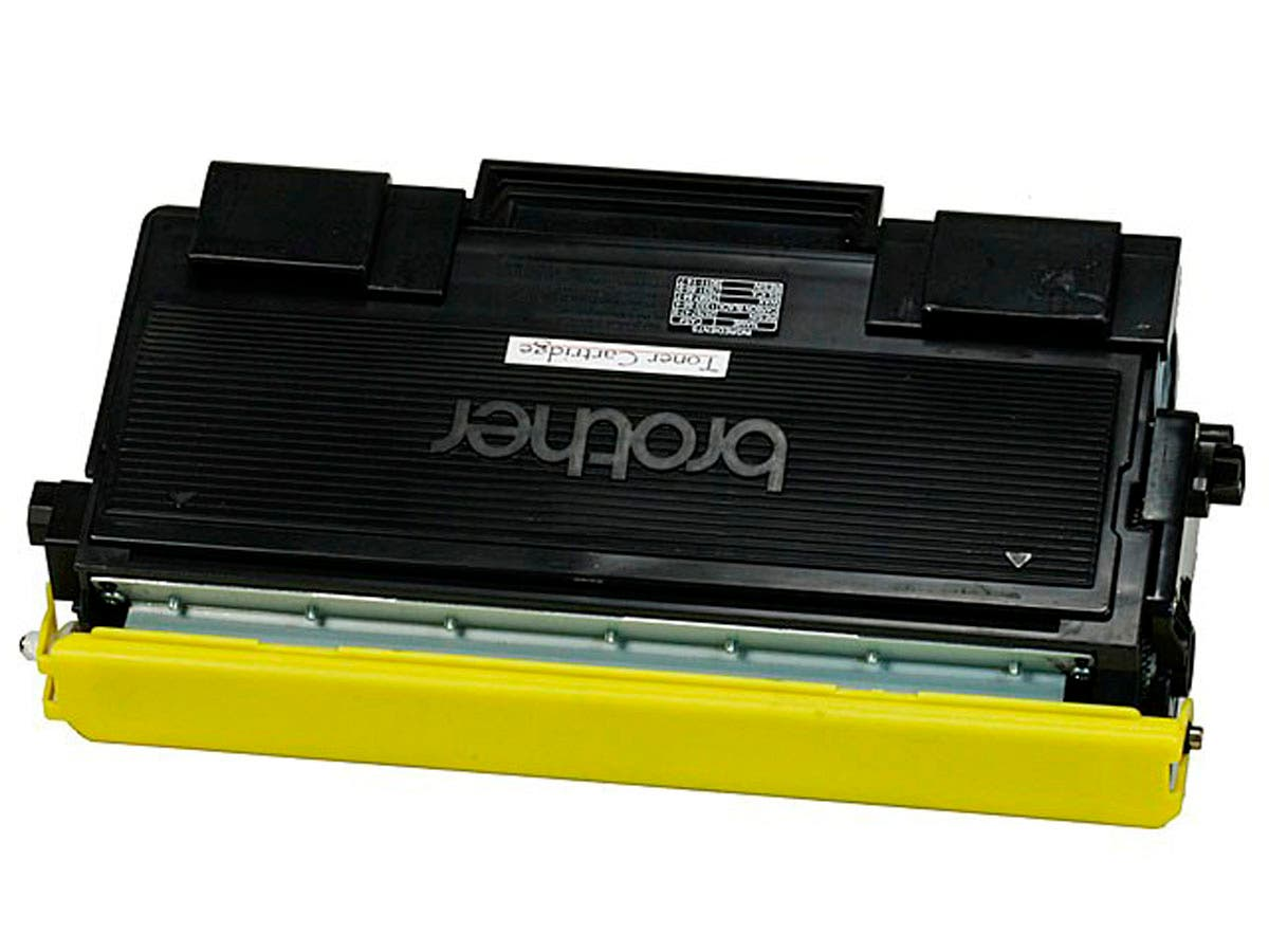 Monoprice compatible Brother TN670 Laser/Toner-Black (High Yield)-Large-Image-1