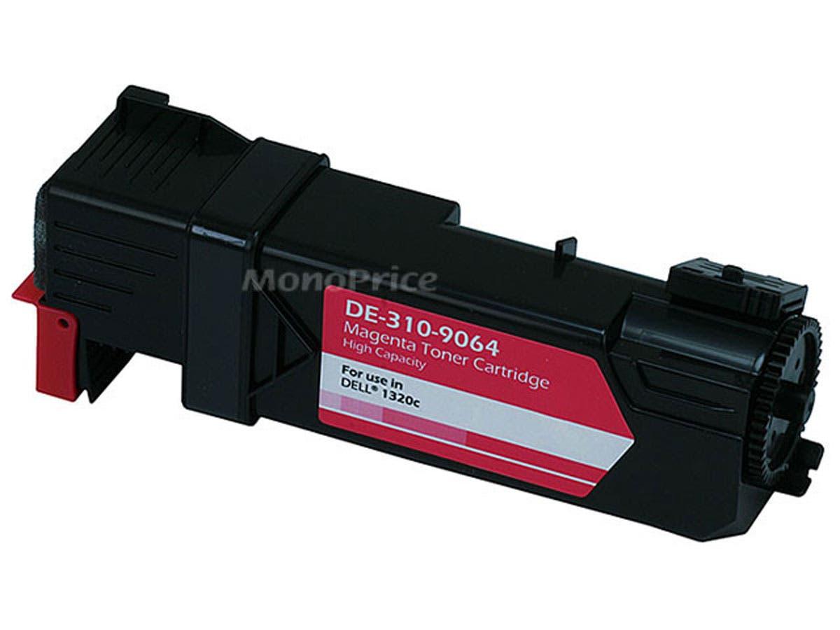 MPI compatible Dell 1320M Laser/Toner-Magenta-Large-Image-1
