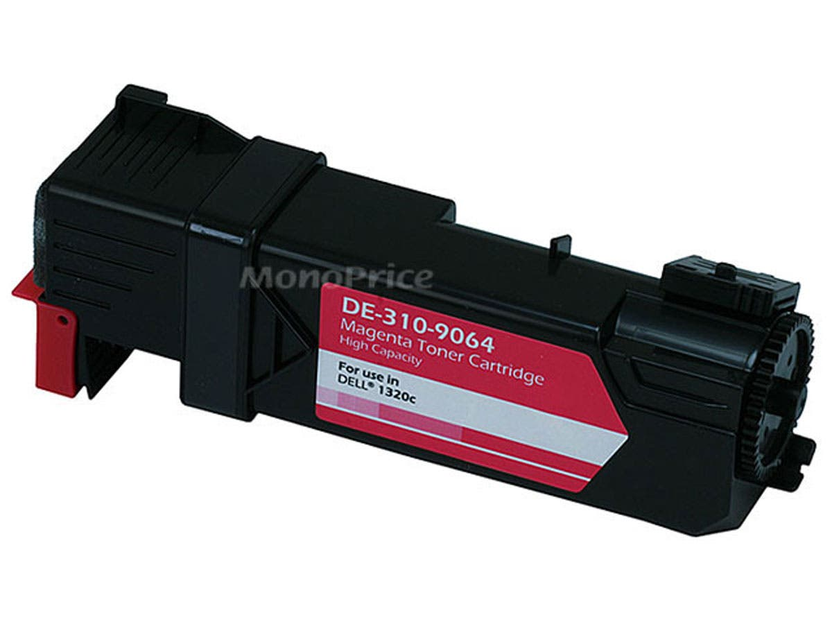 Monoprice compatible Dell 1320M Laser/Toner-Magenta-Large-Image-1