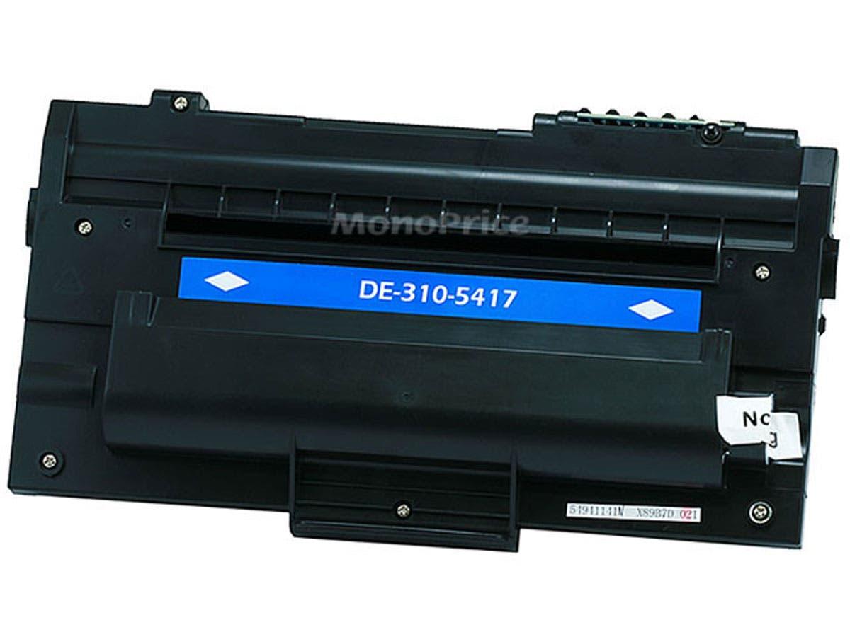 Monoprice Compatible Dell 1600N Laser/Toner-Black-Large-Image-1