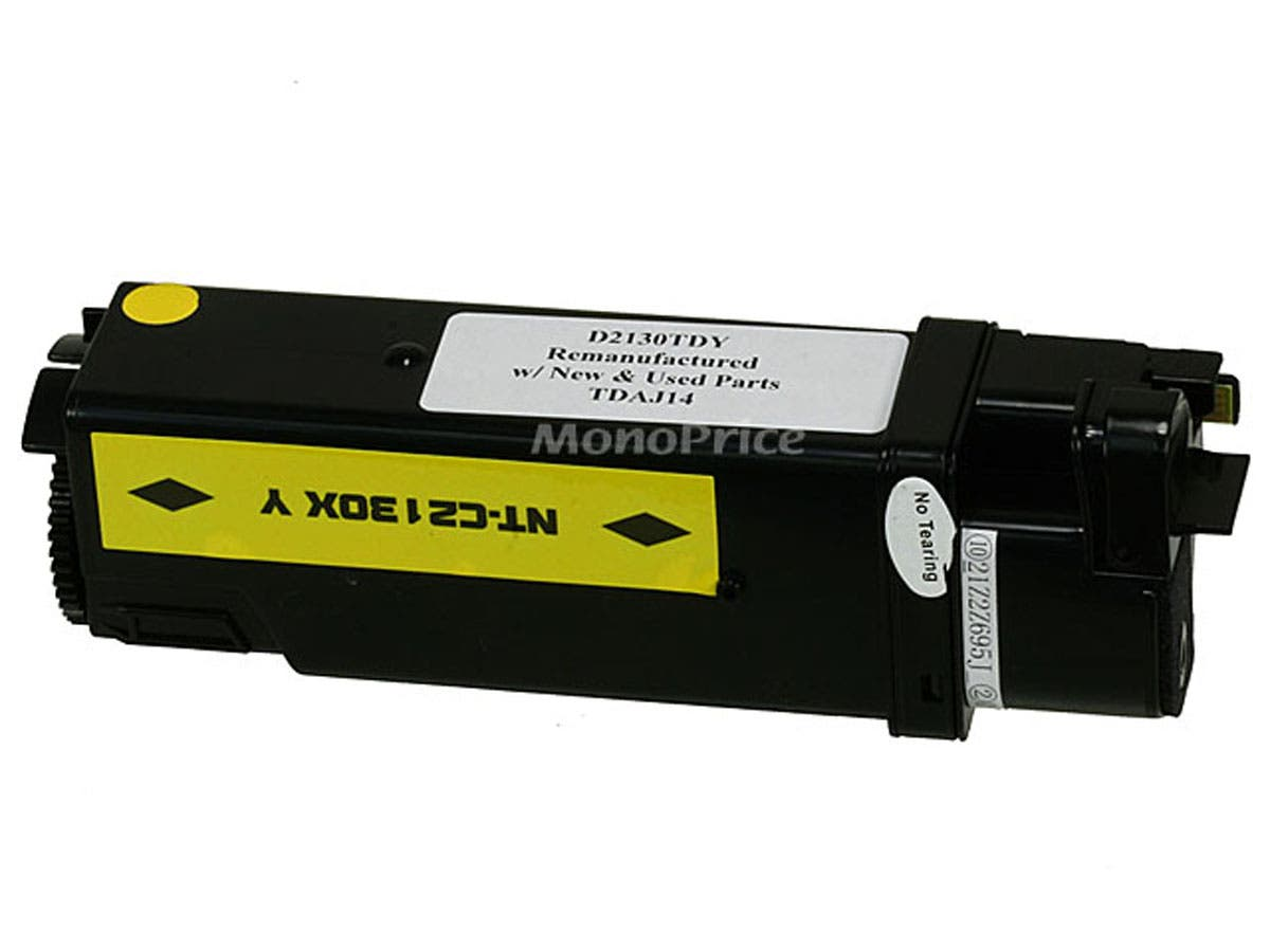 MPI compatible Dell 2130Y Laser/Toner-Yellow