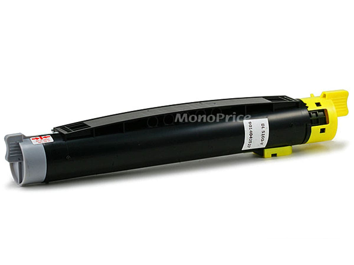 MPI Compatible Dell 5100Y Laser Toner - Yellow