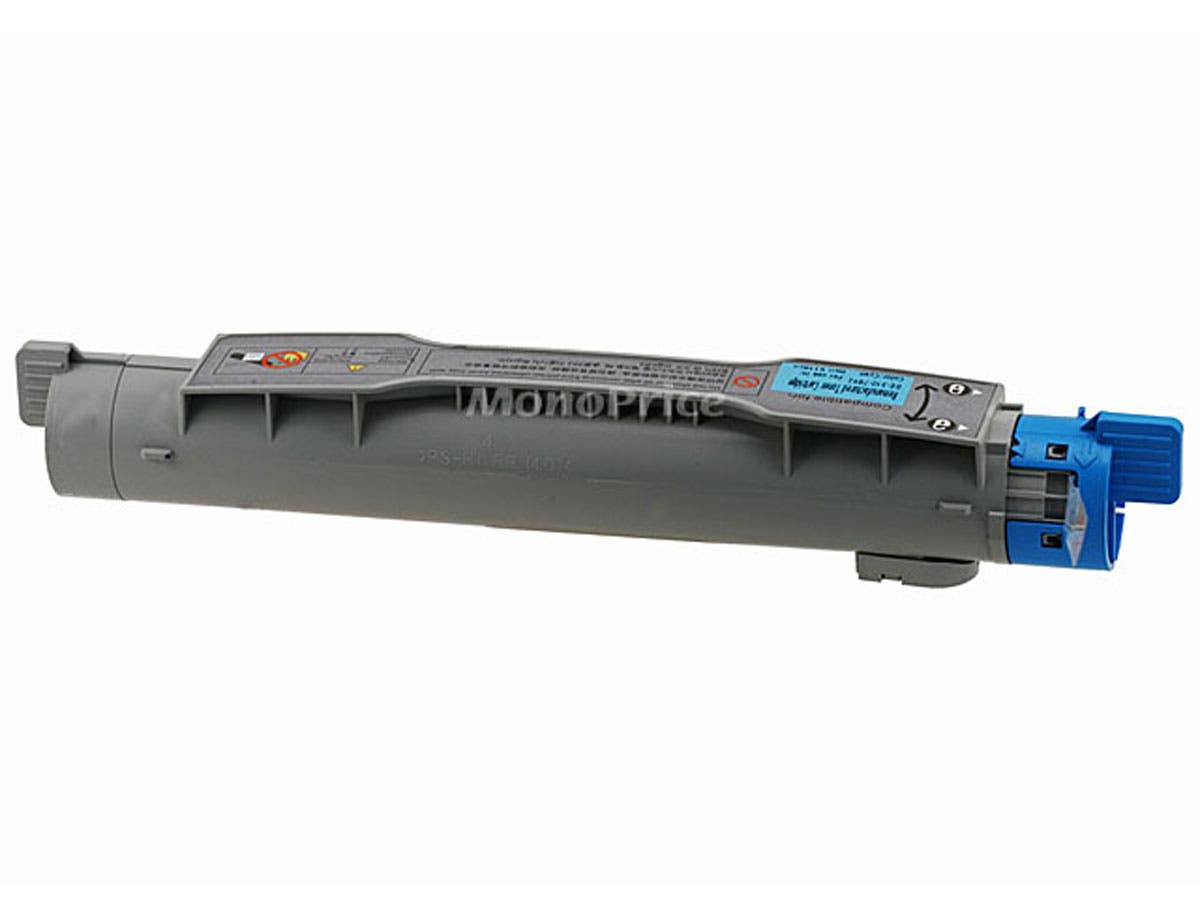 MPI remanufactured Dell 5110C Laser/Toner-Cyan-Large-Image-1