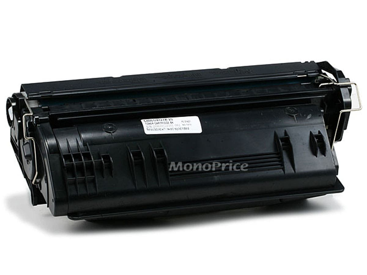 Monoprice Compatible HP61X C8061X Laser Toner - Black (High Yield)-Large-Image-1