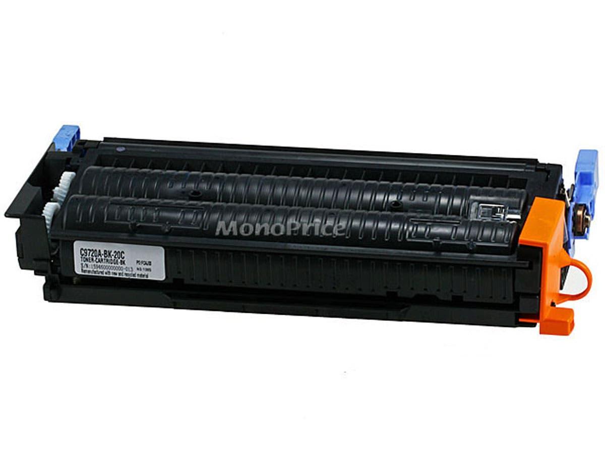 MPI Compatible HP C9720A Laser Toner - Black