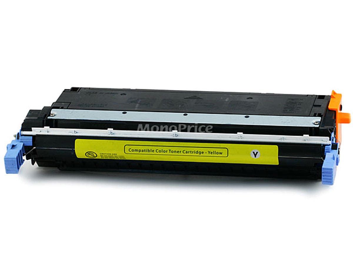 MPI Compatible HP C9732AY Laser Toner - Yellow