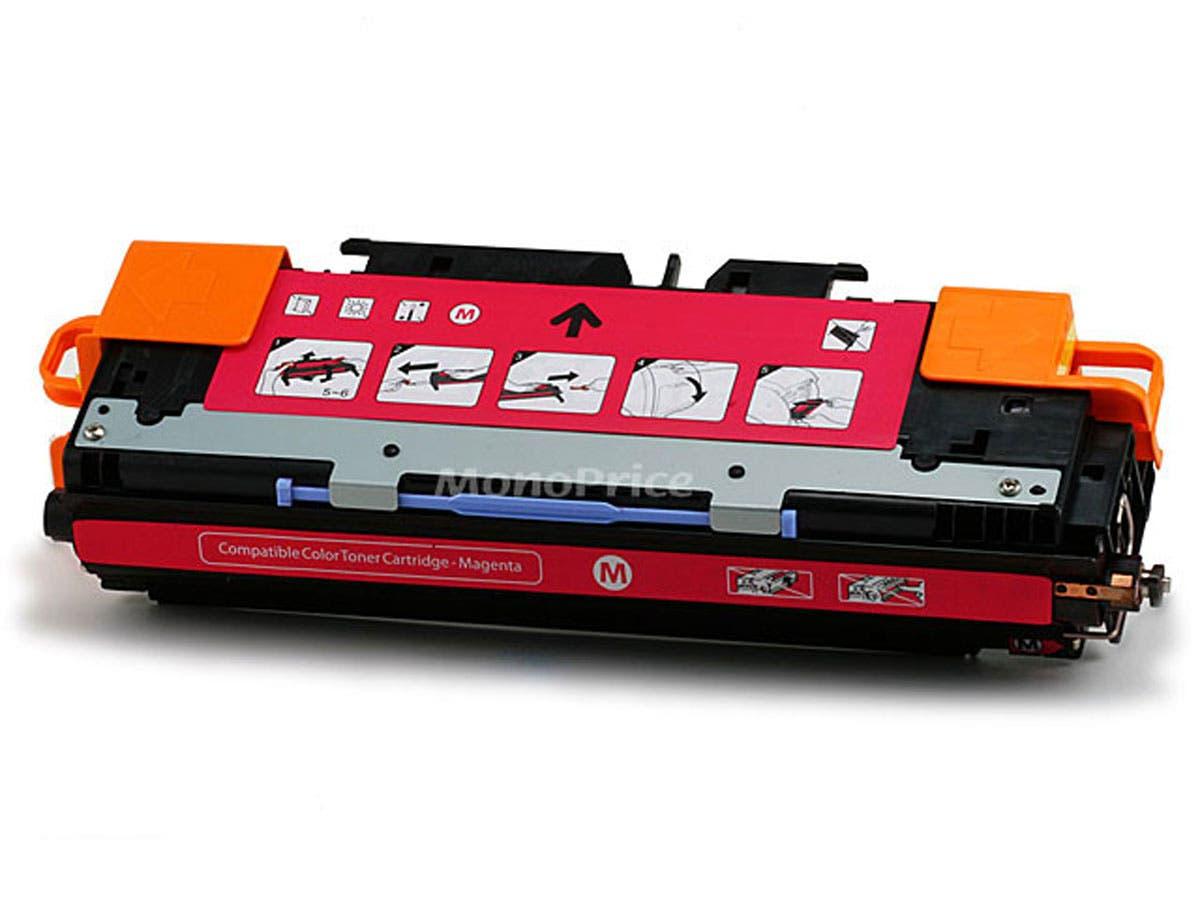 MPI Compatible HP Q2683A Laser Toner - Magenta-Large-Image-1