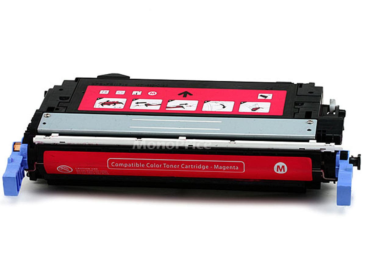 MPI Compatible HP Q6463A Laser Toner - Magenta