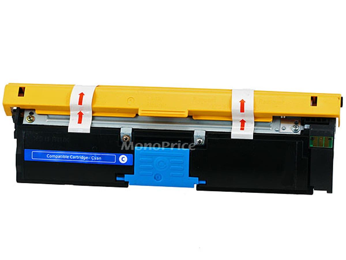 MPI remanufactured Minolta Q2400C Laser/Toner-Cyan