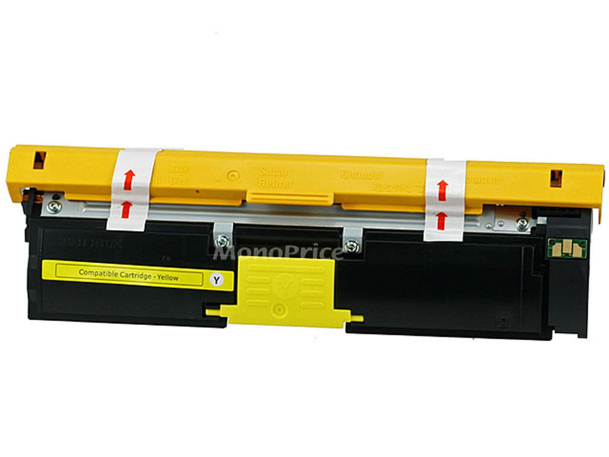 MPI remanufactured Minolta Q2400Y Laser/Toner-Yellow