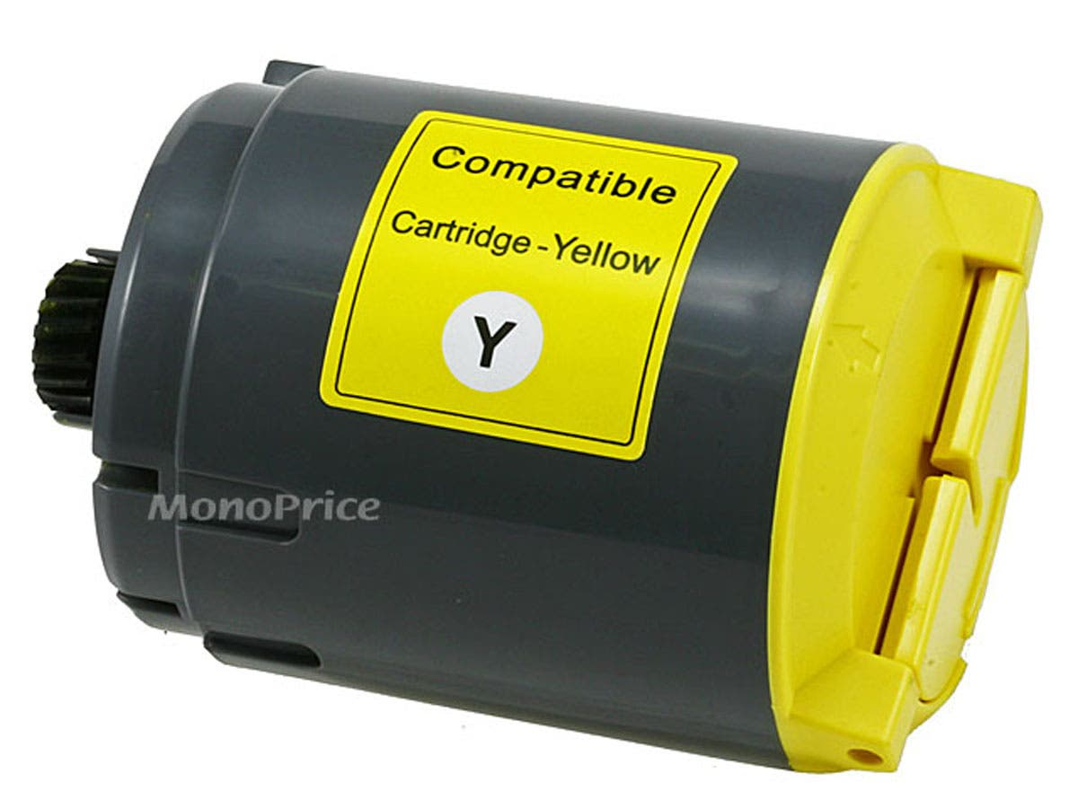 Monoprice compatible Samsung CLPY300A Laser/Toner-Yellow-Large-Image-1