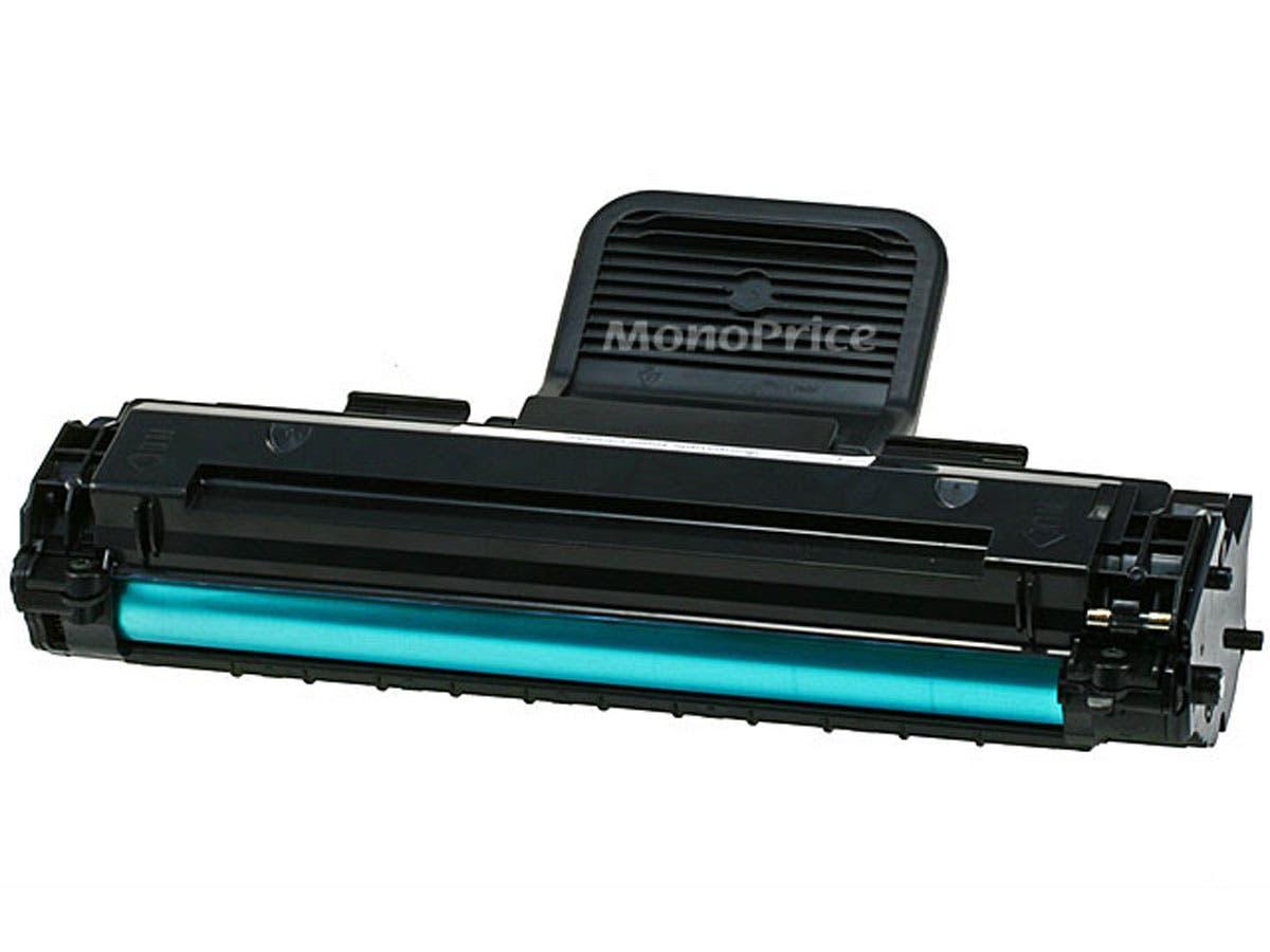 Monoprice compatible Samsung ML-1610/ML-2010D3/SCX-4521D3 and Dell 1100 Laser/Toner-Black-Large-Image-1