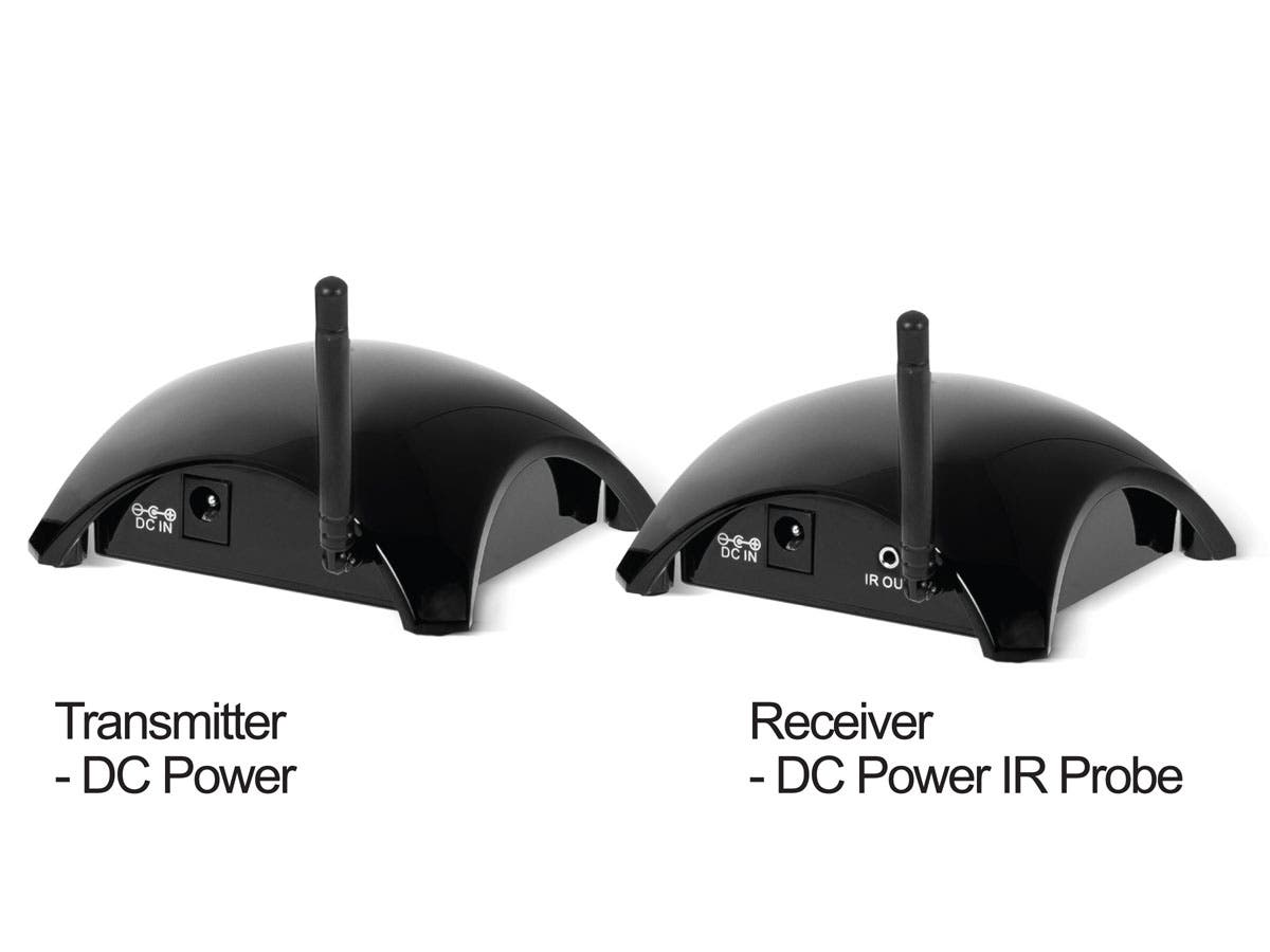Monoprice Wireless Dual Band Ir Remote Control Extender Up To 328ft Receiver Small Image