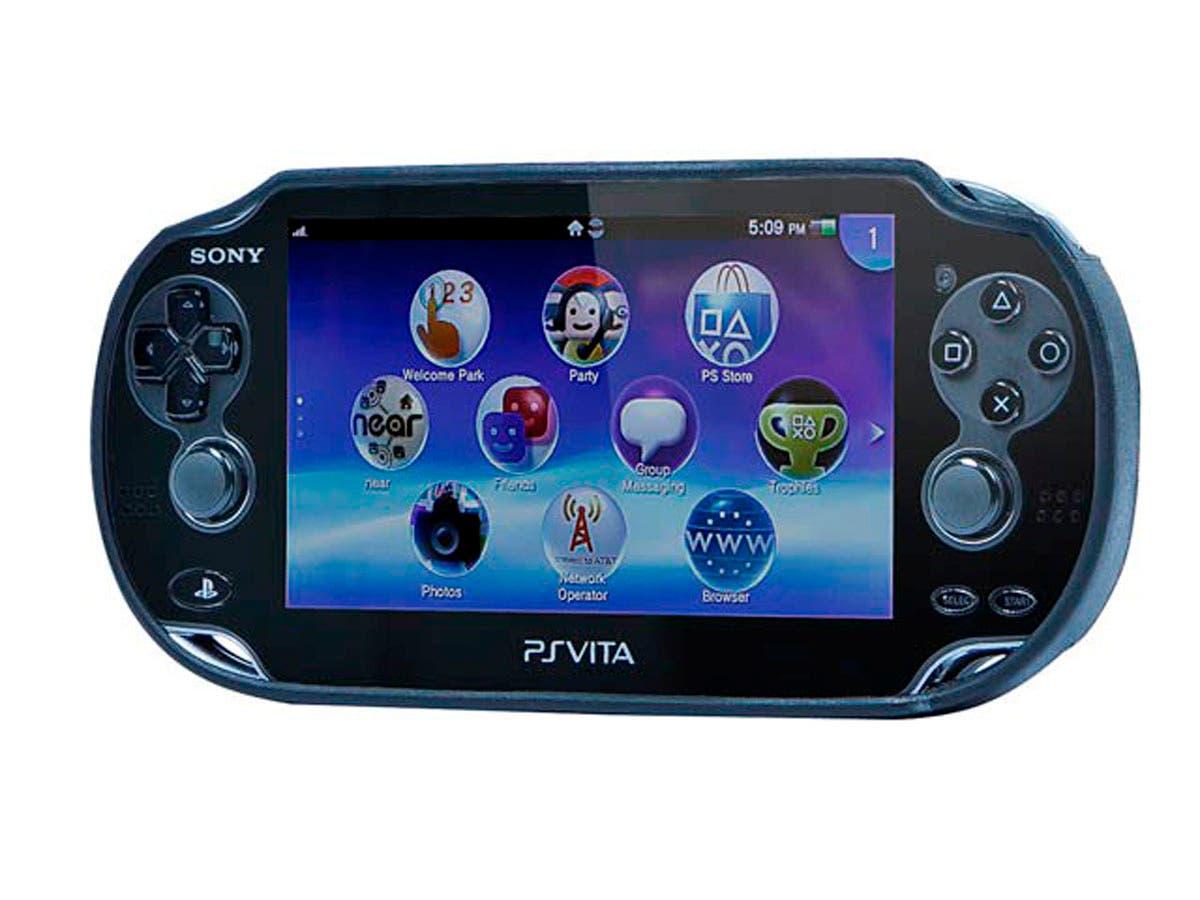 Monoprice PlayStation Vita TPU Case - Black-Large-Image-1