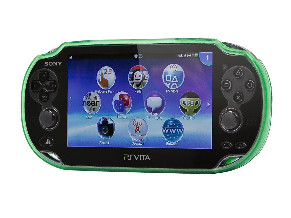 PlayStation Vita TPU Case - Green