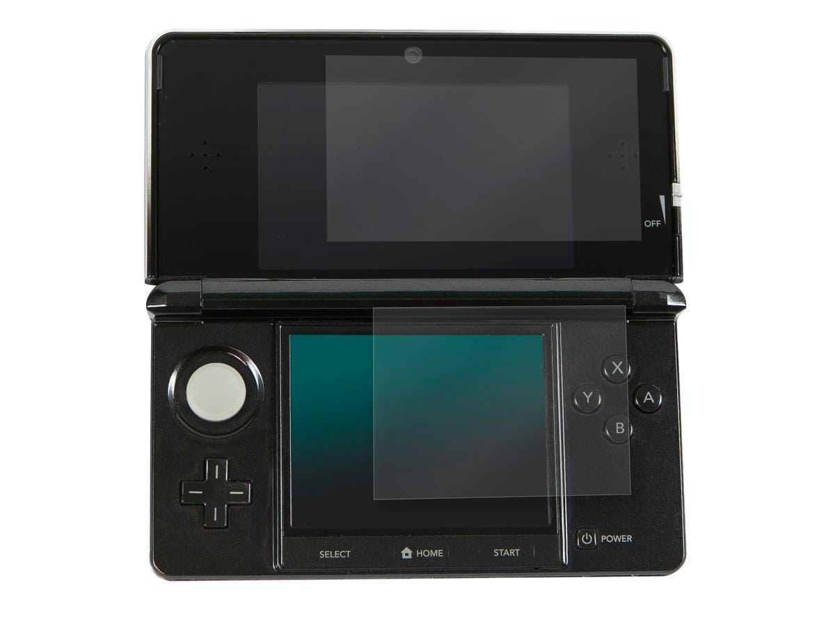 Screen Protector Kit for Nintendo 3DS
