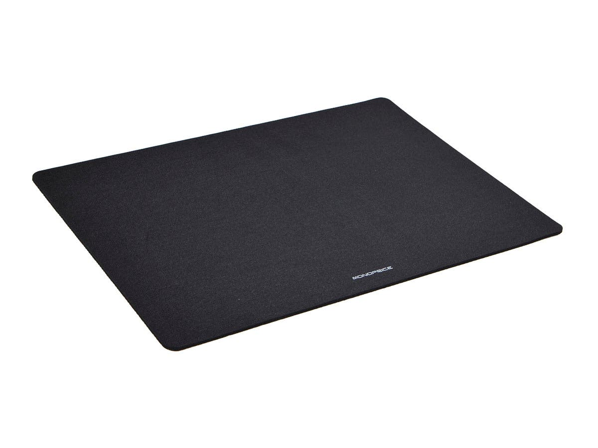 XL Precision Gaming Surface - Black Mouse Pad-Large-Image-1