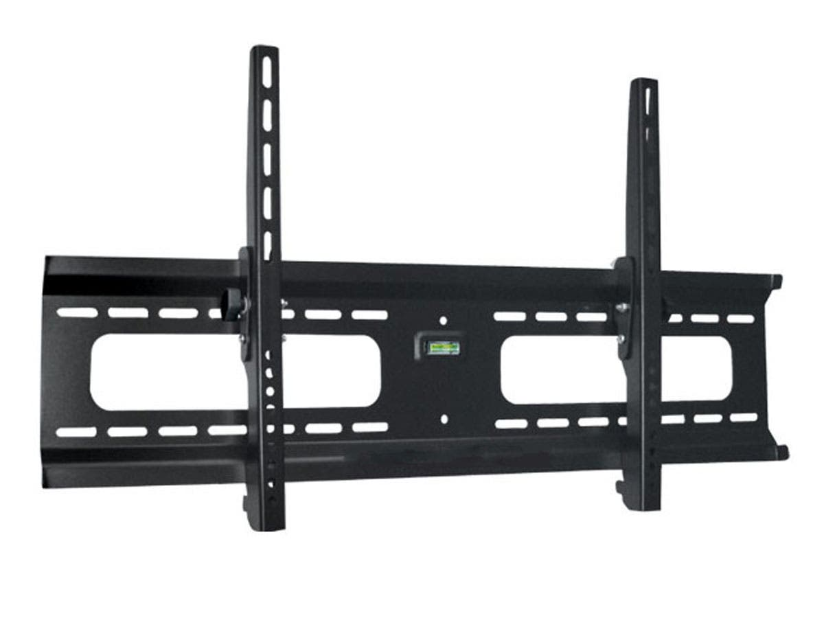 Extra Wide Tilt TV Wall Mount Bracket - For TVs 37in to 70in, Max Weight 165 lbs, VESA Patterns Up to 800x400, Works with Concrete & Brick, UL Certified-Large-Image-1