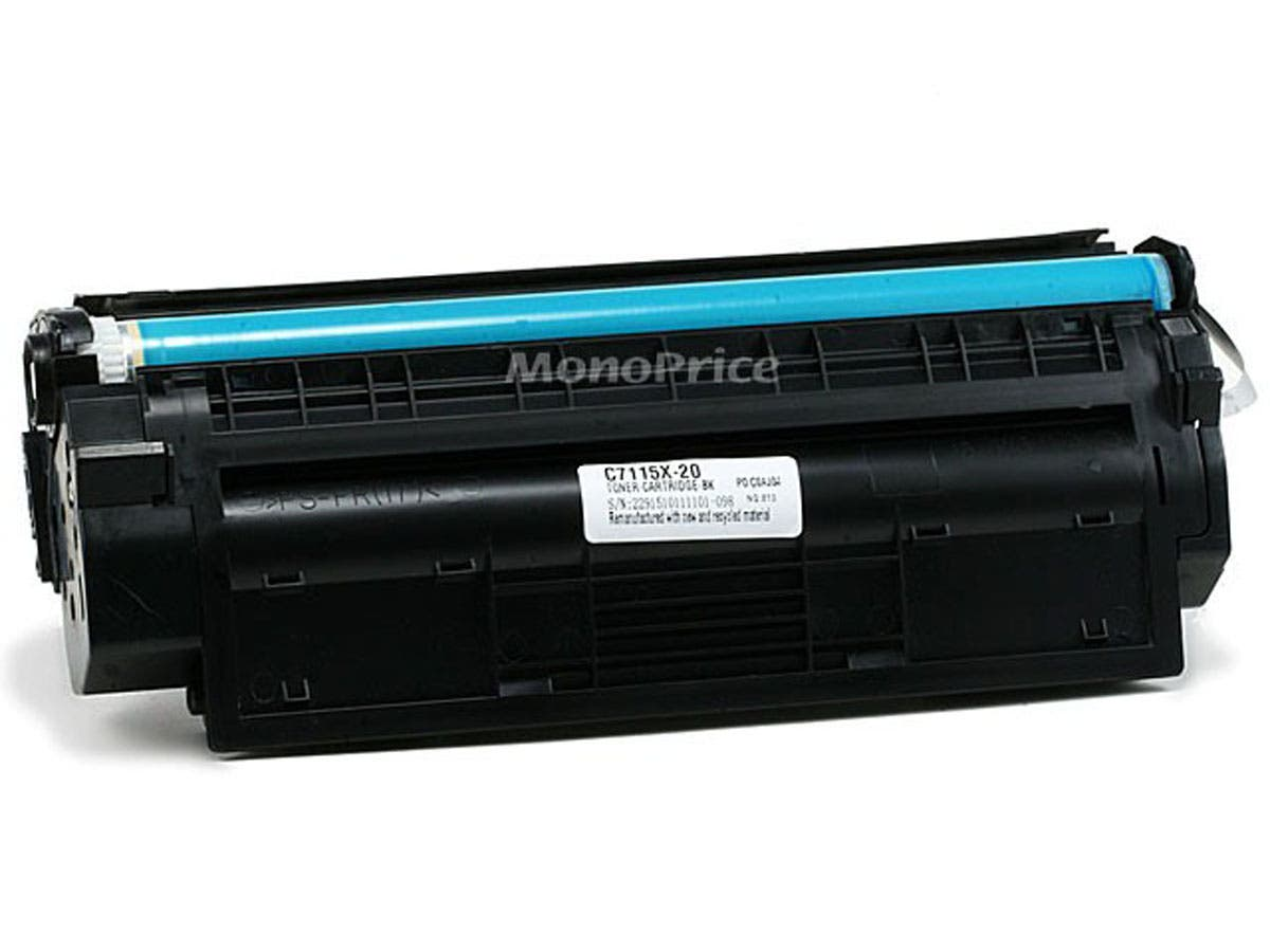 MPI Compatible HP15X C7115X Laser Toner - Black (High Yield)