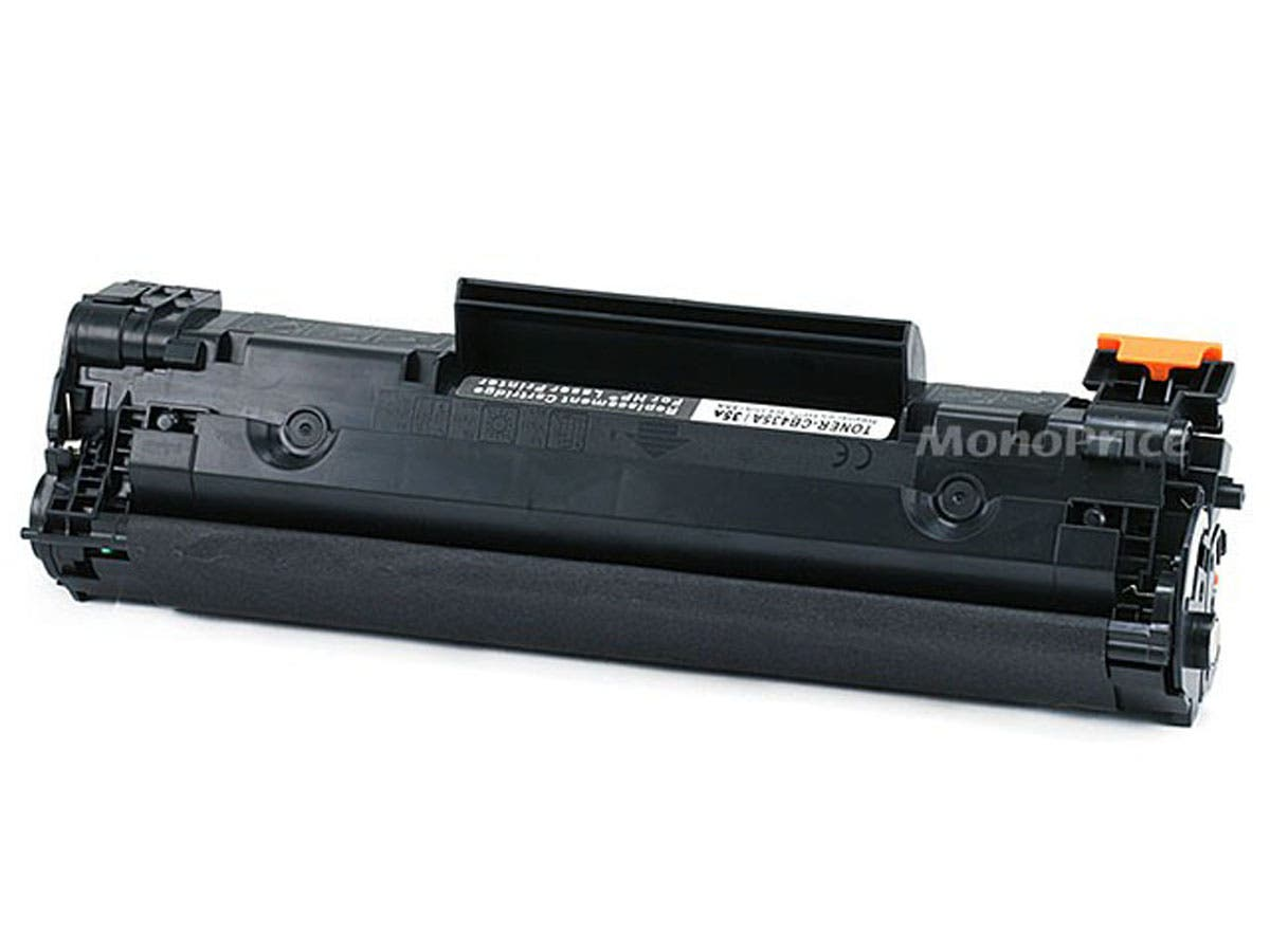 MPI Remanufacturered HP35A CB435A Laser/Toner-Black-Large-Image-1