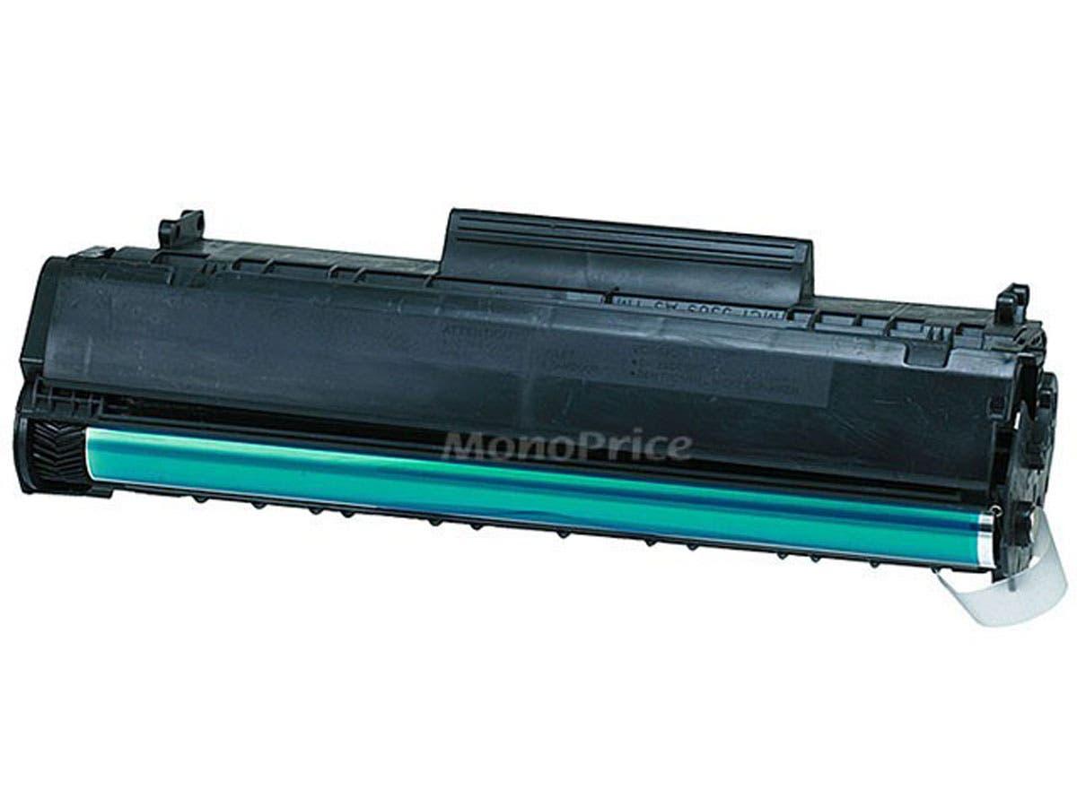 Monoprice Compatible HP Q2612A 1010/1015 Laser/Toner-Black-Large-Image-1