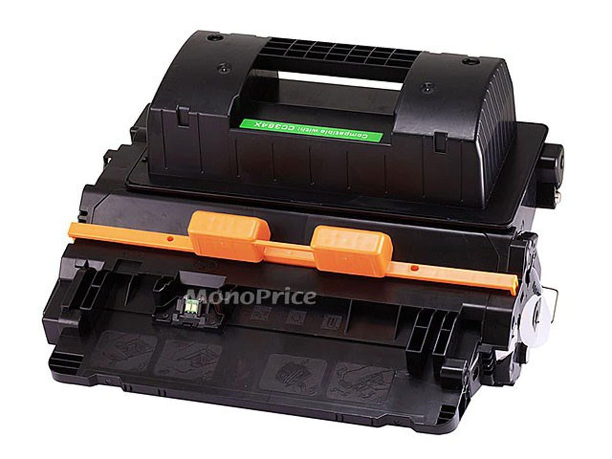 Monoprice Compatible HP CC364X Laser Toner - Black (High Yield)-Large-Image-1