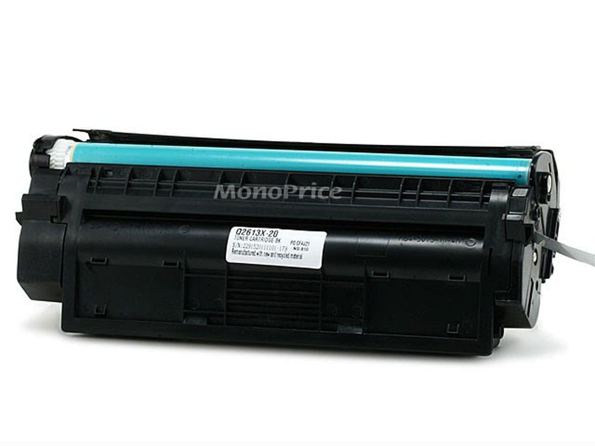 MPI Compatible HP13X Q2613X Laser Toner - Black (High Yield)