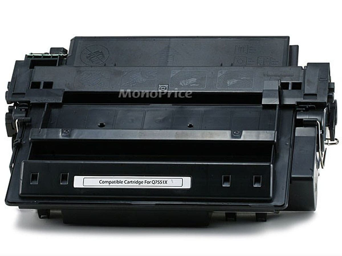 MPI Compatible HP Q7551X Laser Toner - Black (High Yield)