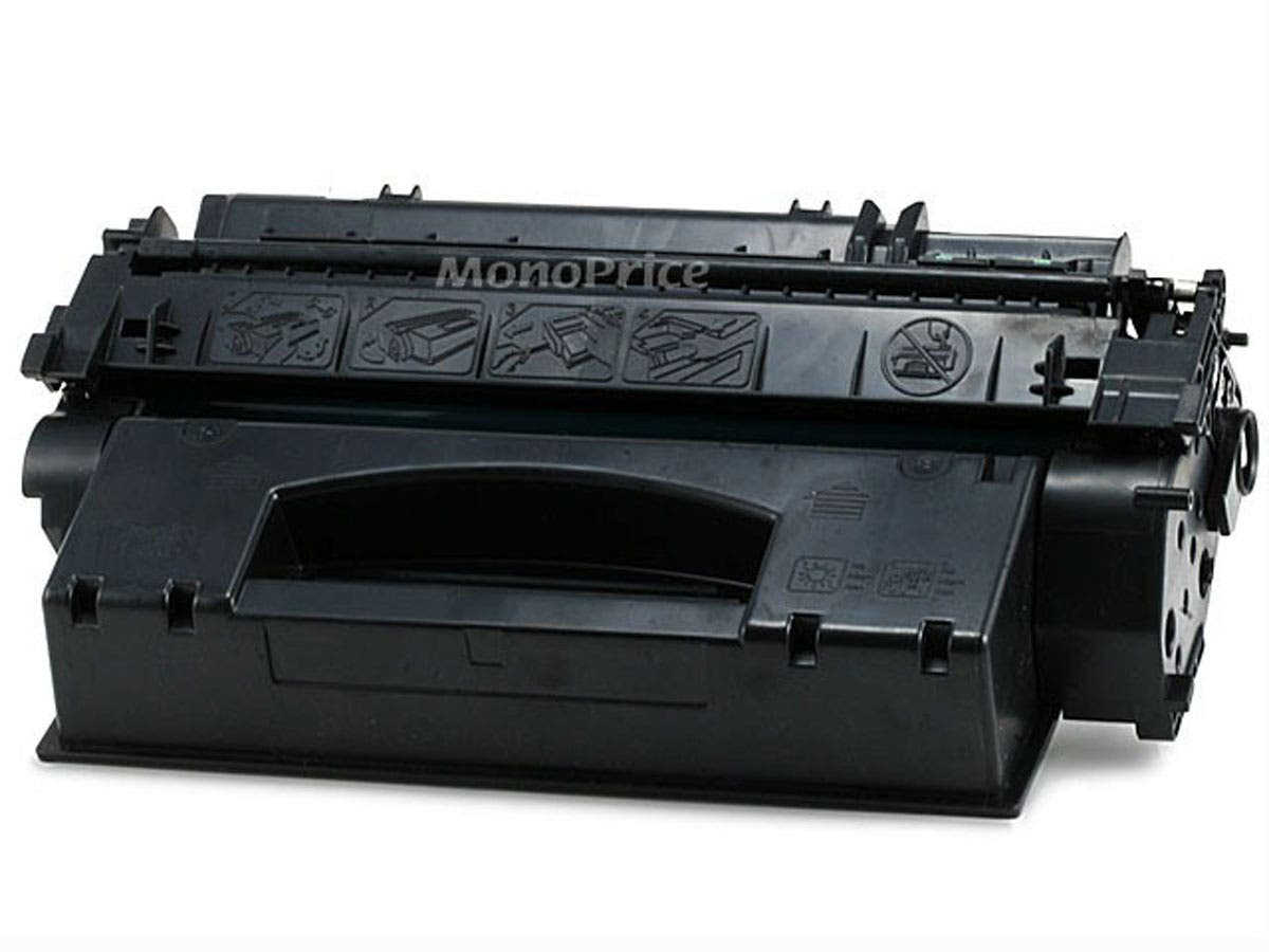 MPI Compatible HP49X Q5949X Laser Toner - Black (High Yield)