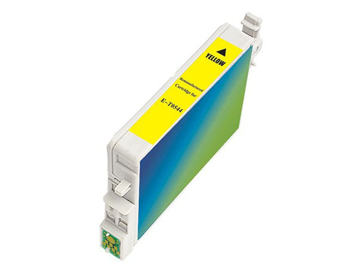 MPI remanufactured Epson T0544 - Yellow-Large-Image-1