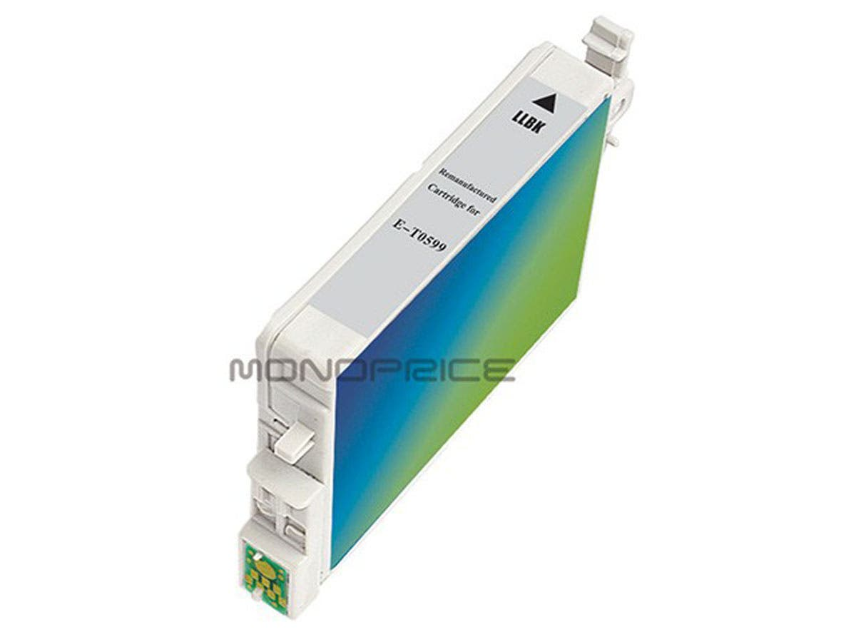 MPI remanufactured Epson T0599 - Light Light Black