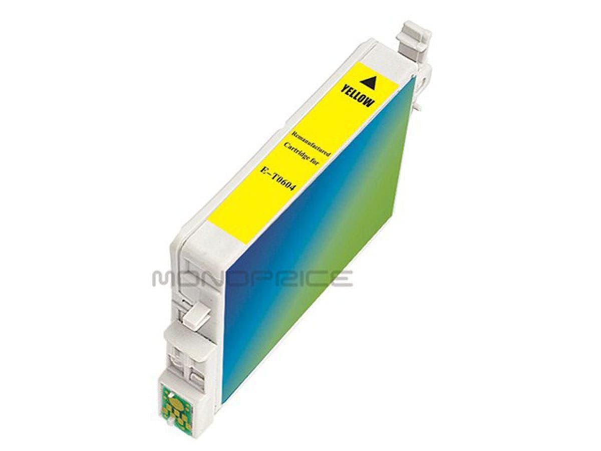 Monoprice remanufactured Epson T0604 - Yellow-Large-Image-1